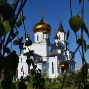 храм святой Марии Магдалины, Троица
