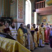 престольный праздник храма св.Марии Магдалины