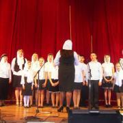 Детский хор храма Марии Магдалины